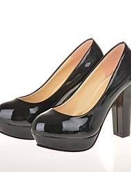 plateforme chunky talons de chaussures pour femmes shimandi (plus de couleurs)
