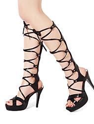Women's Stiletto Heel Sandals Shoes(More Colors)