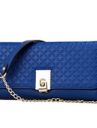 Overwinning Polo Classic Chain Leren Evening Bag H310625-3