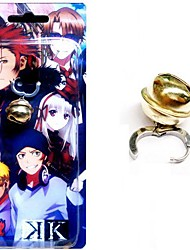 Plus d'accessoires Cosplay Cosplay Anime Accessoires de Cosplay Alliage