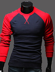 nono  Slim Rotator Cuff Design Long Sleeved T-Shirt