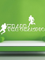 Sports Rugby Wall Stickers