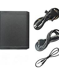 iPod iPhone 3,5 milímetros Aux In e Bluetooth opcional Adapter Car MP3 Player para Volvo SC700 SC801 SC802 SC805 SC811 SC814 SC810R
