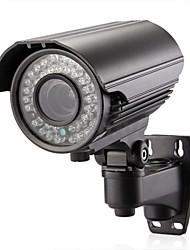 zoneway® b40br-hv 700tvl hd sony Effio-e del CCD de 2.8 ~ 12mm lente varifocal ir de la cámara del cctv impermeable