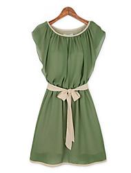 Women's Dresses , Chiffon Work OUDIYA