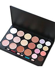 Maquiagem 20 cores Corretivo Creme Foundation Set