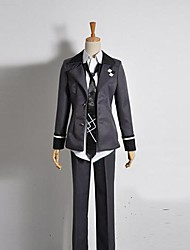 Inspired by Diabolik Lovers Ruki Mukami Cosplay Costumes