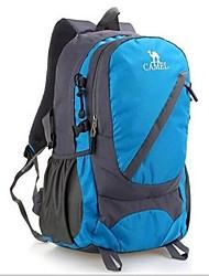 Unisex Nylon Sports Backpack Pink / Blue / Green / Orange / Red / Black