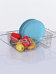 Platos SUS304 cocina y Verduras Tipo de lixiviados Basket Extensión