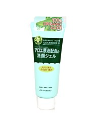 JUJ168476 JuJu Cosmetics  Moisture Aloe Cleansing Faical Gel 90g