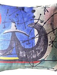 Pitture famose opere Forty-Three Decorative copertura del cuscino