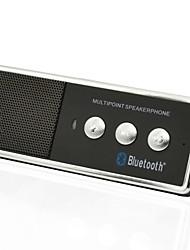 Portable téléphone cellulaire kit voiture mains libres Bluetooth rechargeable V4.0