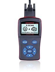 AUTOPHIX ® herramienta de diagnóstico de VAG PRO + OBD2 OBDII escáner profesional ES620 - VW AUDI SKODA ASIENTO