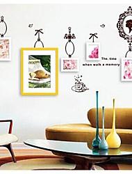 Coleção Photo Frame Set de 5 com adesivos de parede 06
