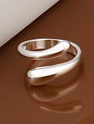 мята 925 Открытие мода кольцо