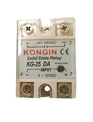 KONGIN KG-25DA 24 380VAC Relé de Estado Sólido