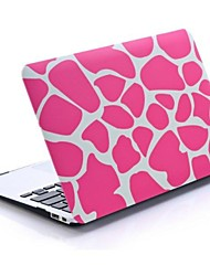 Rose Irregular Patterns Patterns Folio Plastic Protective Hard Shell Case for Macbook Air 13""