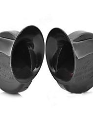 Caracol Estilo Car Auto Peças Air Horn Speaker (12V / 2 PCS)