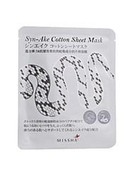 Missha Syn-Ake coton Feuille Masque 1sheet