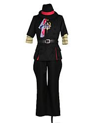 Cosplay costume Uta no Prince-Suit Syo Kurusu Noir