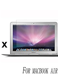 [3-Pack] High Quality Invisible Shield Smudge Proof Screen Protector for MacBook Air 11-Inch