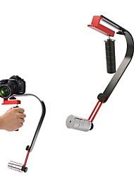 New Professional vídeo Steadycam Estabilizador para Câmera Digital Compact Telefone Gopro P0004852 frete grátis