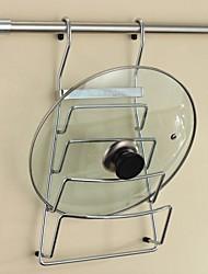 Cremalheira Pot Clipe de armazenamento com 24 polegadas Suspensão Rod