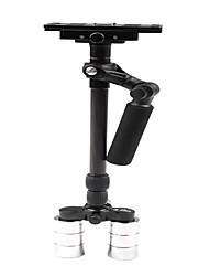 DEBO V2 Carbon Fabric Stabilizer Small Size Steadicam with Counter Weight for DSLR