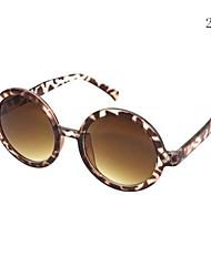 Fashion Round Frame Sunglasses (Assorted Color)