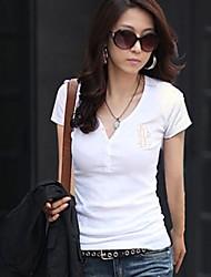 Women's The Thin White Half Sleeve Shirt