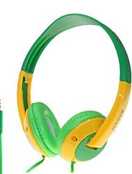 H500 Stereo Headset Headphone com Mic Microfone para PC Gamers Headset