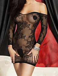 Women Chemises & Gowns Nightwear , Elastic/Mesh
