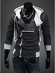 Manteau Oblique Zipper Slim DJJM hommes