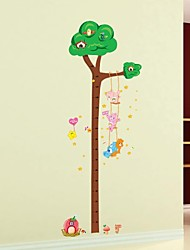 Frankie™DIY Kid-Friendly Plant Height Removable Stickers