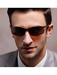 New Fashion High Quality Men's Polarizer Outdoor  Sunglasses Hot Sale(Assorted Color)