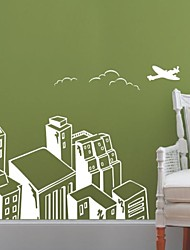 Architecture Decoration Wall Stickers