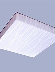 lámpara de techo de 1 luz sencillo y moderno artístico