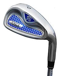 TTYGJ Golf Club Männer 35,5-Zoll-P # S / R-Zink-Legierung Kopf-Stahlwelle Pitching Wedge