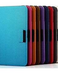 360 Rotatable Leather Jeans Pattern Case with Stand for Samsung Tab 4 10.1 T530(Assorted Colors)