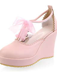 Women's Wedge Heel Wedges Pumps Shoes(More Colors)
