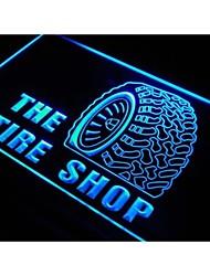 Reifen-Shop Auto Auto-Reparatur-Bier-Neonlicht-Zeichen