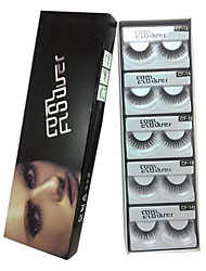 10 pairs coolflower false eyelashes cf-14