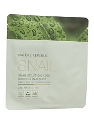 Nature Republic  Snail Solution 1000 Hydra Mask 1pc