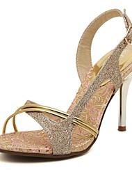 Women's Stiletto Heel Heels Sandals Shoes