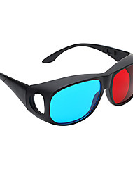 M&K General High Definition Red Blue 3D Glasses for Computer TV
