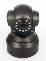 GND-VS326A  Wireless IP Surveillance Camera with Angle Control --Motion Detection, Night Vision, Free P2P--Black