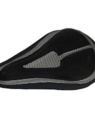 IFire Silica Gel Black Bike Bicycle 3D Saddle Cover