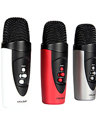 Professional Wireless Kalaok Voice Chat Handheld Microphone