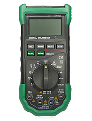 MASTECH MS8229 5in1 Auto Range Digital Multimeter Lux Sound Level Temperature Humidity Tester Meter