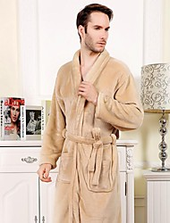 Bath Robe, High-class Soft Garment Bathrobe Thicken